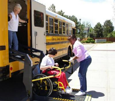 School Special Need Transportation