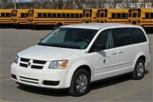School Sedan and Van Service