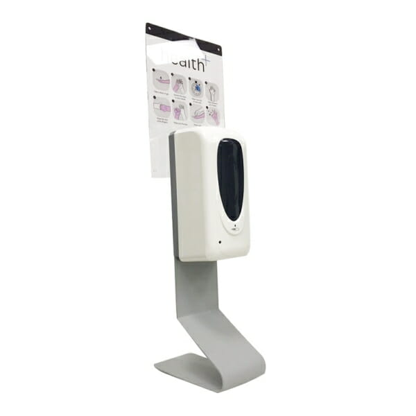Drivergent Automatic Sanitizer Dispenser with Table Stand